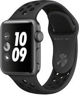 Apple Watch Nike+ Gps, 38mm Space Gray Aluminum Case with Anthracite/Black Nike Sport Band