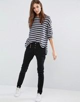 Vero Moda Antifit Black Skinny Pants