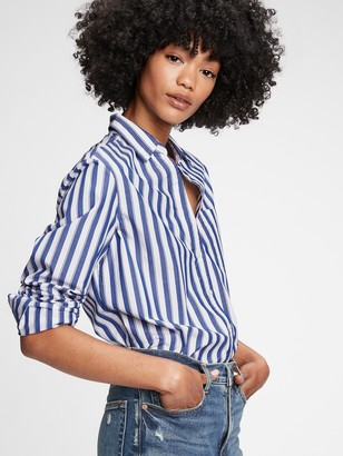 Gap Perfect Shirt in Poplin