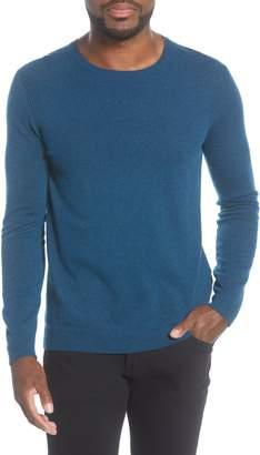 John Varvatos Slim Fit Crewneck Cashmere Sweater