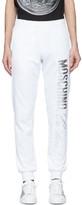 Moschino White Couture Lounge Pants