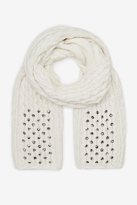 Lily Beaded Scarf