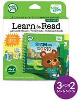 Leapfrog LeapStart Reception: Level 3 Learn To Read Set