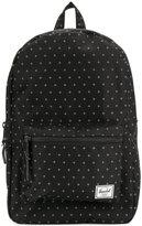 Herschel cross pattern backpack
