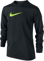 Nike Boys' Long Sleeve Legend T-Shirt