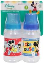 Disney Mickey Mouse 2-Pack Bottles