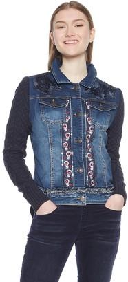 Desigual Women's Chaq_emuna Jacket
