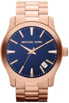 Michael Kors Men's Runway MK7065 Stainless-Steel Quartz Watch