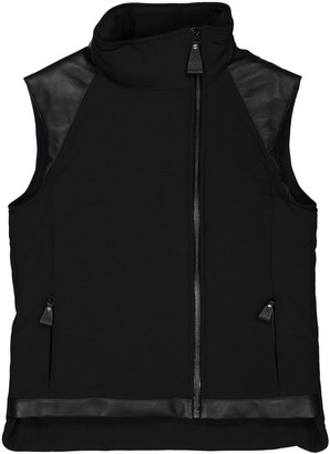 Hermes Black Synthetic Jackets
