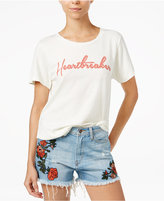 Junk Food Clothing Cotton Heartbreaker Graphic T-Shirt