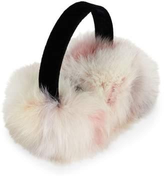 Jocelyn Fox Fur Earmuffs