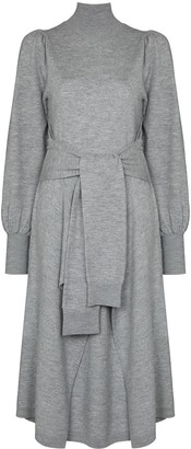 Ulla Johnson Astrid wool jumper dress
