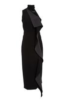 Cushnie et Ochs Elettra One Shoulder Dress