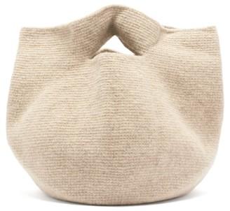 LAUREN MANOOGIAN Bowl Wool Bag - Beige