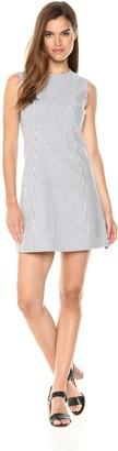Theory Women's Sleeveless Helaina Shift Dress