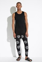 Forever 21 FOREVER 21+ BOY London Emblem Print Sweatpants