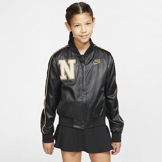 Nike Big Kids' (Girls') Jacket Sportswear
