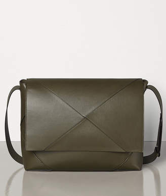 Bottega Veneta MESSENGER IN BUTTER CALF