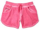Diesel Girls 7-16) Pink Doll Shorts