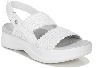 Bzees Plush 2 Platform Sandal
