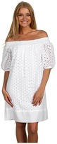 Max and Cleo - Off Shoulder Isabella Dress (White) - Apparel