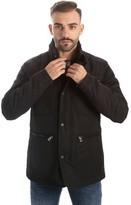 Geox M6420R T0351 Jacket Man Black Black