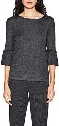 Esprit Women's 127ee1k023 Long Sleeve Top,Large