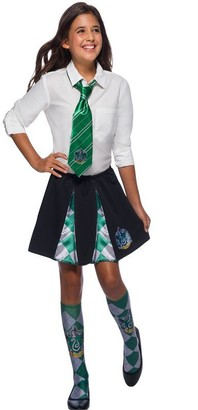 Rubie's Costumes Rubies Costumes Kids' Slytherin Child Skirt One Size