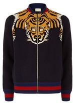 Gucci Tiger Knitted Jacket