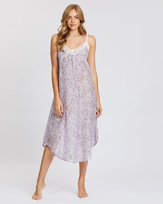 Papinelle Cherry Blossom Maxi Nightie