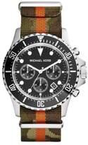 Michael Kors Everest MK8399 Camouflage/Black Analog Quartz Men's Watch