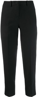 Love Moschino Slim Cropped Trousers