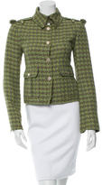 Chanel Silk-Blend Tweed Jacket