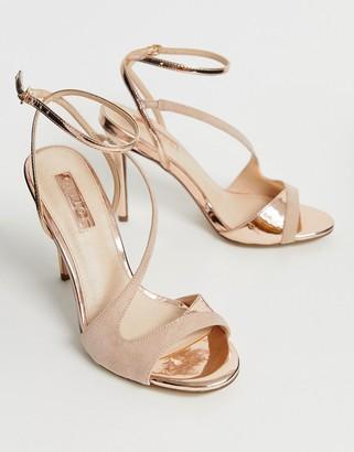 Office highflyer heeled sandals
