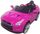 Pink Nissan GTR-R35 Ride-On