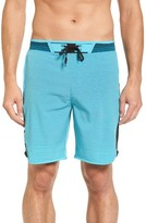 Hurley Men's Phantom Hyperweave Motion Stripe Board Shorts