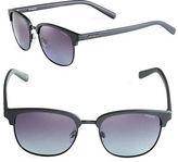 Polaroid 54MM Modified Wayfarer Sunglasses