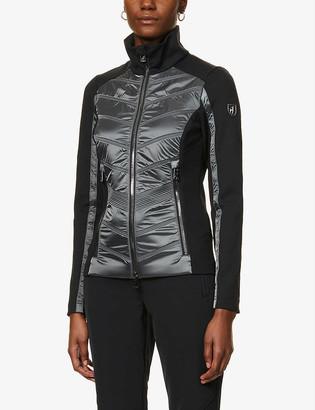 Toni Sailer Aina funnel-neck stretch-jersey jacket