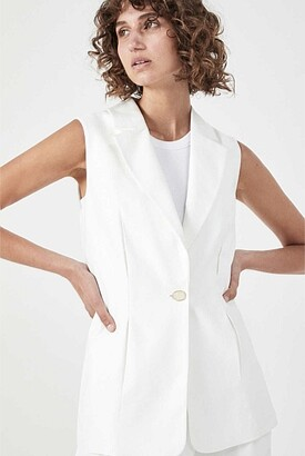 Witchery Sleeveless Blazer