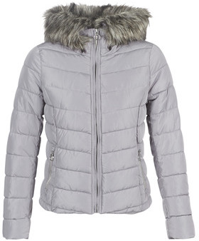 Only ONLNEW ELLAN women's Jacket in Silver