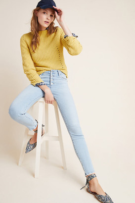 Citizens of Humanity Rocket High-Rise Skinny Jeans By in Blue Size 25