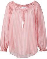 Zimmermann striped blouse