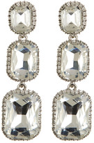 Cara Accessories Large Triple Drop Earrings