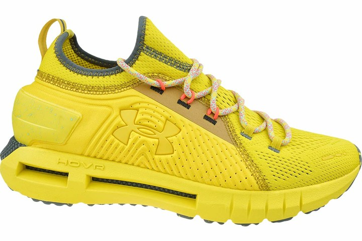 Under Armour Yellow Trainers For Men