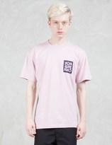 "HOMBRE Nino Logo"" Print S/S T-shirt"
