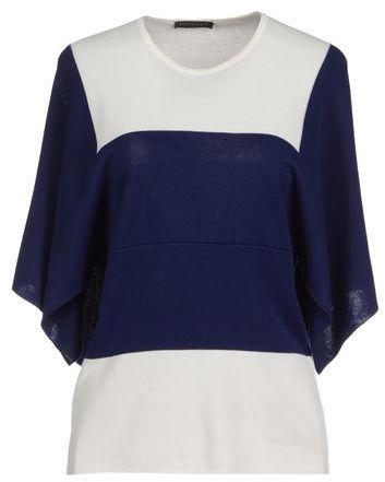 Vionnet Short sleeve sweater