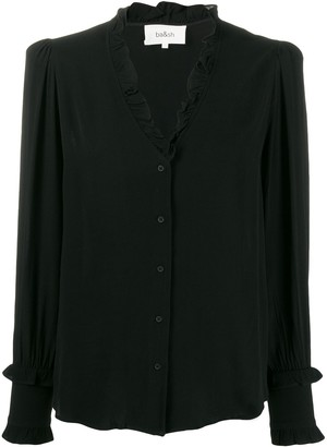 BA&SH frill collar Unity blouse