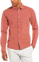 Scotch & Soda Slim Fit Woven Shirt