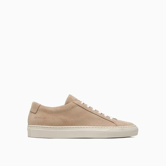 Common Projects Original Achilles Low Suede Sneakers 6018