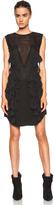 Isabel Marant Rowina Modern Flou Cotton Dress